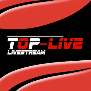 toplive video logo