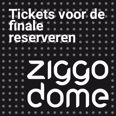 ziggodome ticket info